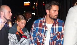 Scott Disick and Sofia Richie Hit Up the Clubs Till 4 AM