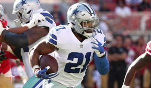 Slater: This could be Zeke's last game 'for a couple of weeks'