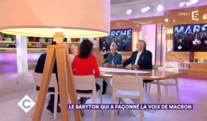 Le coach vocal d'Emmanuel Macron revient sur le fiasco de son premier grand meeting - Regardez