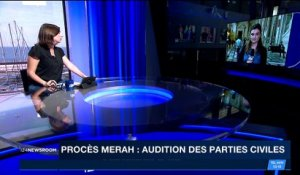 Procès Merah : audition des parties civiles