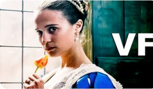 TULIP FEVER Bande Annonce VF (2017)