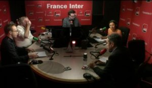 Thierry Mandon face aux auditeurs dans interactiv'