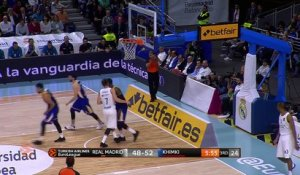 Basket - Euroligue (H) : Le Real Madrid surpris chez lui par le Khimki Moscou