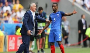 Deschamps réagit à l'affaire Evra