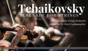 Metamorphose String Orchestra - Tchaikovsky - Serenade for Strings, Op. 48 (Live Recording)