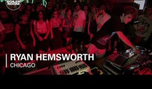 Ryan Hemsworth Ray-Ban x Boiler Room 002 | Pitchfork Festival Afterparty Live Set