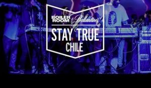MKRNI Boiler Room & Ballantine's Stay True Chile Live Set