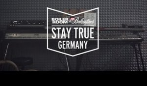 Boiler Room & Ballantine's Present: Stay True Germany