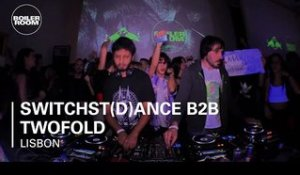 Switchst(d)ance B2B Twofold Boiler Room x RBMA Lisboa DJ Set