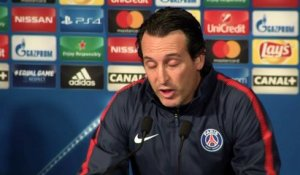 Foot - C1 - PSG : Emery «Faire vibrer le Parc»