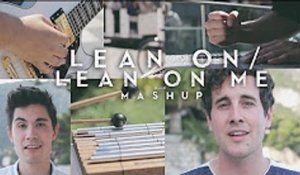 Lean On - Lean On Me MASHUP (Sam Tsui & Casey Breves)