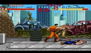 zeSangsue joue à Final Fight (snes). #Succés/ Trophés (28/11/2017 08:45)