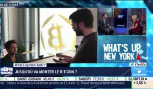 What's Up New York: Jusqu'où va monter le bitcoin ? - 28/11