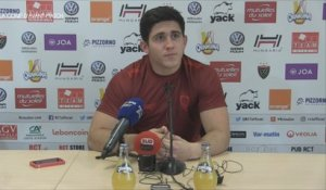 Conf' d'avant-match Toulon-Lyon J12 TOP14