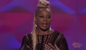 "Mary J. Blige: ""When People Look Up To Me I Want Them To See My Life"" 