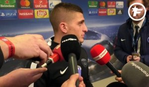 Les explications de Marco Verratti