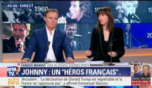 Johnny Hallyday: l'hommage (5/6)