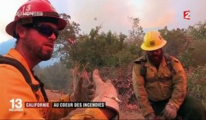 Californie : les incendies sont de plus en plus inquiétants