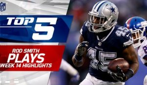 Rod Smith Top 5 plays | Week 14