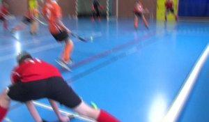 Sports : Hockey en salle, HCDM vs Lambersart/Ronchin - 14 Décembre 2017