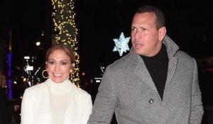 Alex Rodriguez May Propose to JLo Over the Holidays