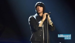 Eminem Drops New Album 'Revival' | Billboard News
