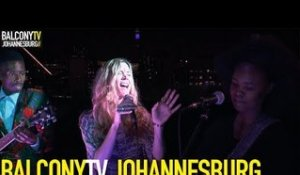 JOSS STONE FEATURING BONGEZIWE MABANDLA AND ZAHARA - NEW BORN (BalconyTV)