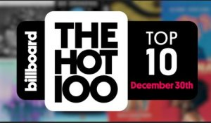 Early Release! Billboard Hot 100 Top 10 December 30th 2017 Countdown | Official