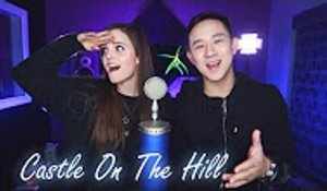 Castle On The Hill - Ed Sheeran (Tiffany Alvord & Jason Chen Cover) - New Ed Sheeran Song
