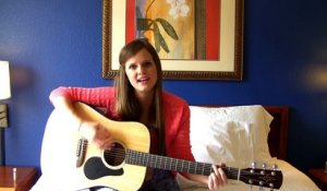 Mine - Taylor Swift (Tiffany Alvord Acoustic Cover) (Re-Upload Throwback)