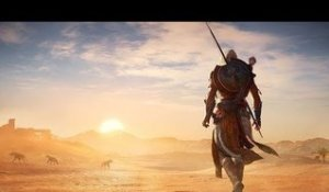 Assassin's Creed Origins : NOUVEAU TRAILER - Tempête de sable