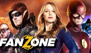 Les Dominators contre Supergirl, Flash et Arrow ! Fanzone 646 - Allociné