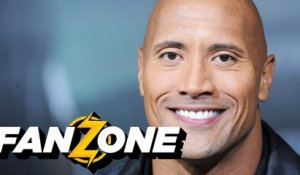 FANZONE LIVE ! - Dwayne Johnson, roi du monde ? [Retransmission]