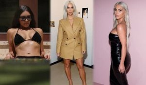 Let's Look Back At Kim Kardashian's Epic 2017