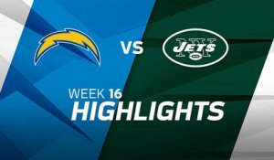 Chargers vs. Jets highlights | Week 16