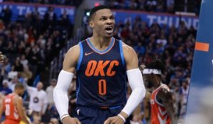 NBA : Le Thunder monte en puissance contre Houston