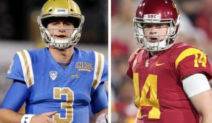 MTS: NFL ceiling, floor for Rosen and Darnold