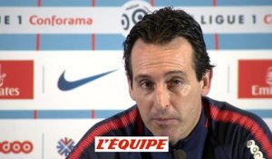 Foot - L1 - PSG : Emery botte en touche sur le mercato