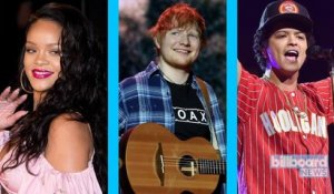 Ed Sheeran, Rihanna & Bruno Mars Lead iHeartRadio Music Award Nominations | Billboard News