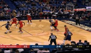 Nightly Notable: Anthony Davis - Split