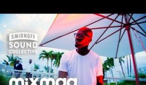 BLACK COFFEE in The Lab Miami for Miami Music Week