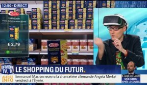 Le shopping du futur