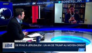 i24NEWSROOM Weekend | Avec Rudy Saada | 20/01/2018