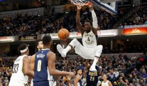 NBA - Top 10 : Oladipo-Murray, dunkers fous !