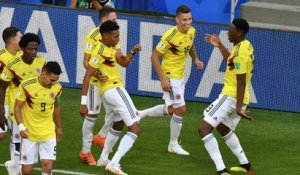 Colombie-Angleterre : les compos probables