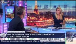 Business Transformation: quand la data bouleverse la marché de la location de voiture - 03/07