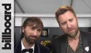 Lady Antebellum Talk About Touring With Children | Grammys 2018