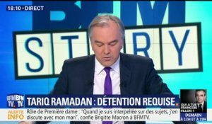 Tariq Ramadan: détention requise