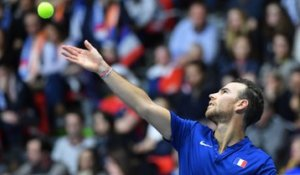 Coupe Davis #FRANED : le match Mannarino-Haase
