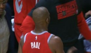 Handle of the Night: Chris Paul